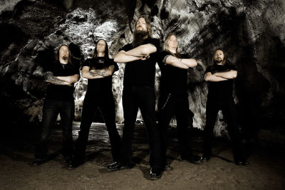 Amon Amarth PromoPic1 Metal Blade
