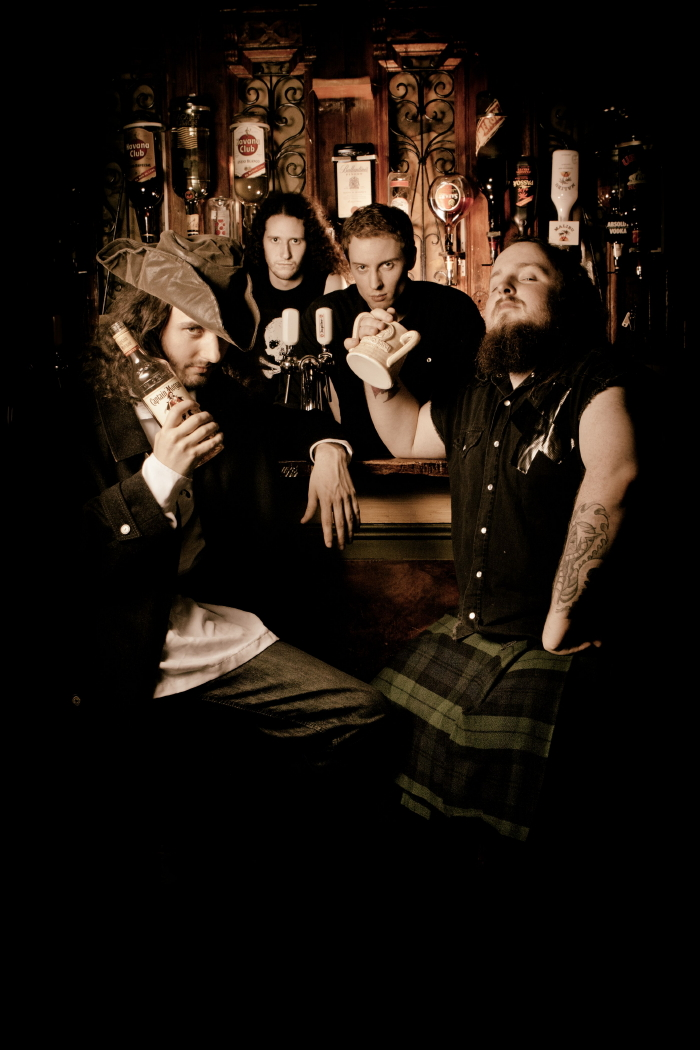 Pressefoto ALESTORM by Napalm Records